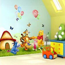 Wandtattoo Wandsticker Winnie The Pooh Tigger Wandaufkleber Kinderzimmer Disney
