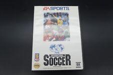 FIFA International Soccer (Sega Genesis, 1993) No Manual