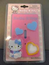 2002 Sweet Hello Kitty LIGHT SWITCH COVER New in Original Package #12008