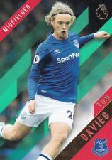 Tom Davies - 2017/18 Topps Premier League Gold Soccer Trading Card ,( Green)