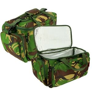 DPM Camo Carp Fishing Luggage Carryall Bag Holdall Tackle Pouch Buzzbar Cases