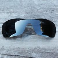 Inew Black Iridium polarized Replacement Lenses for Oakley Antix