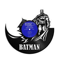 Batman Vinyl Wall Art Comics Record Unique Gift For Home Kids Room Decoration