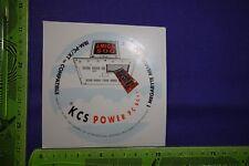 Alter Aufkleber AMIGA 500 KCS POWER PC Board IBM-PC/XT Compatible 1 Megabyte