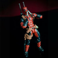16cm Super Hero X-Men Deadpool Figure  Movable Action PVC Figures Collection