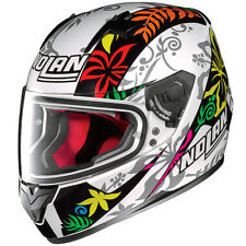 NOLAN N64 DANILO PETRUCCI Full Face Motorcycle Motorbike Helmet WITH DARK VISOR