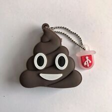 1 New Cute Novelty Emoji Poo, 16GB USB Flash Drive Memory Stick