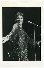 "Vintage ""Las Vegas News Bureau"" Publicity Photo: LIZA MINNELLI"