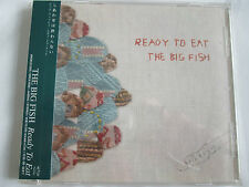The Big Fish - Ready to Eat (2005)  Japanese CD with Obi  NEW/SEALED  SPEEDYPOST