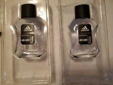 2 lot adidas Dynamic Pulse Cologne EDT Spray for Men 1.7 oz