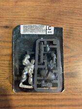 Warhammer 40k Space Marines Assault Marine Sergeant Metal Games Workshop New