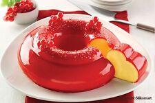 SILIKOMART STAMPO ABBRACCIO TORTIERA SILICONE FORNO TORTA CUORE 3D DOLCI CAKE