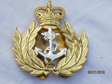 Royal Navy Warrant Officer Badge, Marine Abzeichen,England, GB,UK