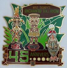 Monty Maldovani Tiki Room 45th Anniversary Donald LE Disney Pin NOC