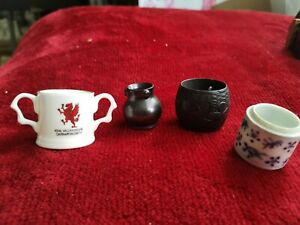 COLLECTION OF THIMBLE HOLDERS