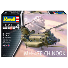 Revell MH-47E Chinook Helicopter Model Kit - Scale 1:72 - 03876