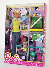 Barbie Lehrerin, Barbie Puppe mit Spielset