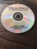 5 Dark Souls Dvd C5 DISC ONLY