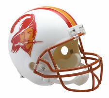 TAMPA BAY BUCCANEERS NFL Riddell Full Size REPLICA Throwback Football Helmet