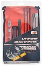 IIT Chainsaw Sharpening Files 5/32 3/16 7/32 Raker Depth Gauge Works Stihl 29510