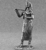 Miniature Figure Queen Cleopatra 1/32 Female Erotic Metal Toy Soldiers 54mm Girl
