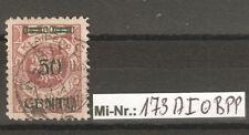 Memelgebiet Mi-Nr.:  173 Type A I  sauber gestempelt  geprüft Huylmans.BPP