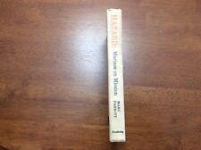1962 USMC Book HAZARD: Marines on Mission Parrott WWII Corps Stories Iwo Jima