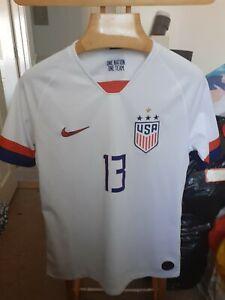 USA   MORGAN 13    FOOTBALL  SHIRT    SIZE  ADULTS MEDIUM