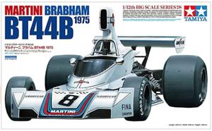 Martini Brabham BT44B - 1:12 W/Photo Etched Parts Big Scale Series 42 by Tamiya