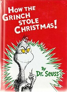 Dr Seuss Mini - How The Grinch Stole Christmas by Seuss, Dr. Book The Fast Free