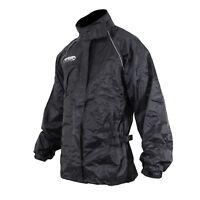 ARMR RainWear Motorcycle Motorbike Fully Lined Premium Waterproof Over Jacket