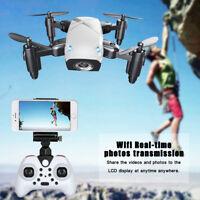 S9 2.4G Altitude Hold 0.3MP HD Camera Foldable WIFI RC Quadcopter Pocket Drone U