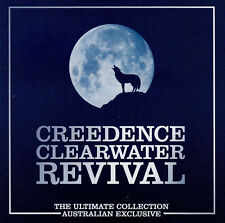 CREEDANCE CLEARWATER REVIVAL (THE ULTIMATE COLLECTION - 2CD SET SEALED+FREEPOST)