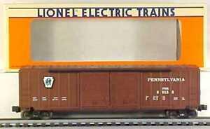 Lionel 6-17216 Pennsylvania Double Door Boxcar NIB