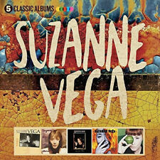 Suzanne Vega - 5 Classic Albums [New CD] UK - Import