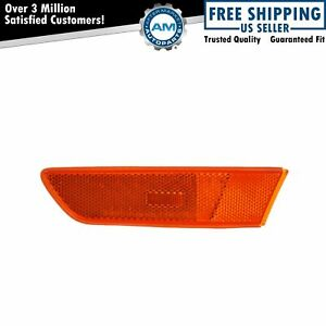 Turn Signal Side Marker Light Driver Left LH for 03-07 Infiniti G35 Coupe