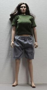 TBL Phicen Seamless Steel Skeleton Female Figure 1:6 scale Brunette