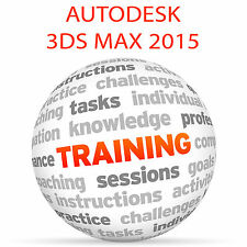 Autodesk 3DS MAX 2015 - Video Training Tutorial DVD