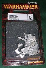 Hechicero Caos de Warhammer de Edición Limitada Nuevo en Caja 2002 Road Show Modelo.