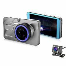 Nuova Telecamera per Auto DVR da 4 Pollici Full HD 1080P Dual Lens Video Re S8X1