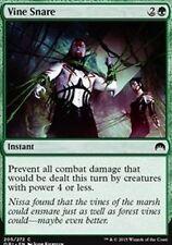 Vine Snare X4 NM  Magic Origins  MTG Magic Cards Green Common