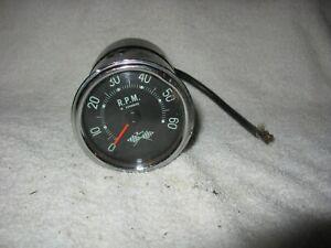 Mopar 1956 Plymouth Fury Tachometer