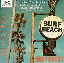 Surf Party - The First Wave [CD]
