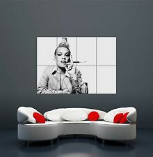 PINK ALECIA BETH MOORE GIANT WALL ART PRINT POSTER PICTURE WA149