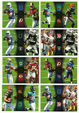2012 Topps Football Paramount Pairs Set - 22 Cards