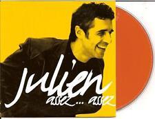 JULIEN CLERC - assez...assez PROMO CD SINGLE 1TR CARDSLEEVE 1997