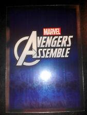 Hero Attax 2014 Marvel Mirror Foil - Karte Nr. 46 Avengers Assemble Sammelkarte