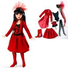 Ashton Drake Ball-jointed doll DELILAH-RED VELVET Delilah Noir Collection