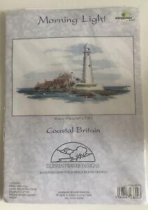 Derwentwater Designs Coastal Britain Morning Light Cross Stitch Kit New Other