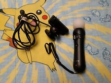 Sony PlayStation Move Motion Controller + Black Eye Camera PS3